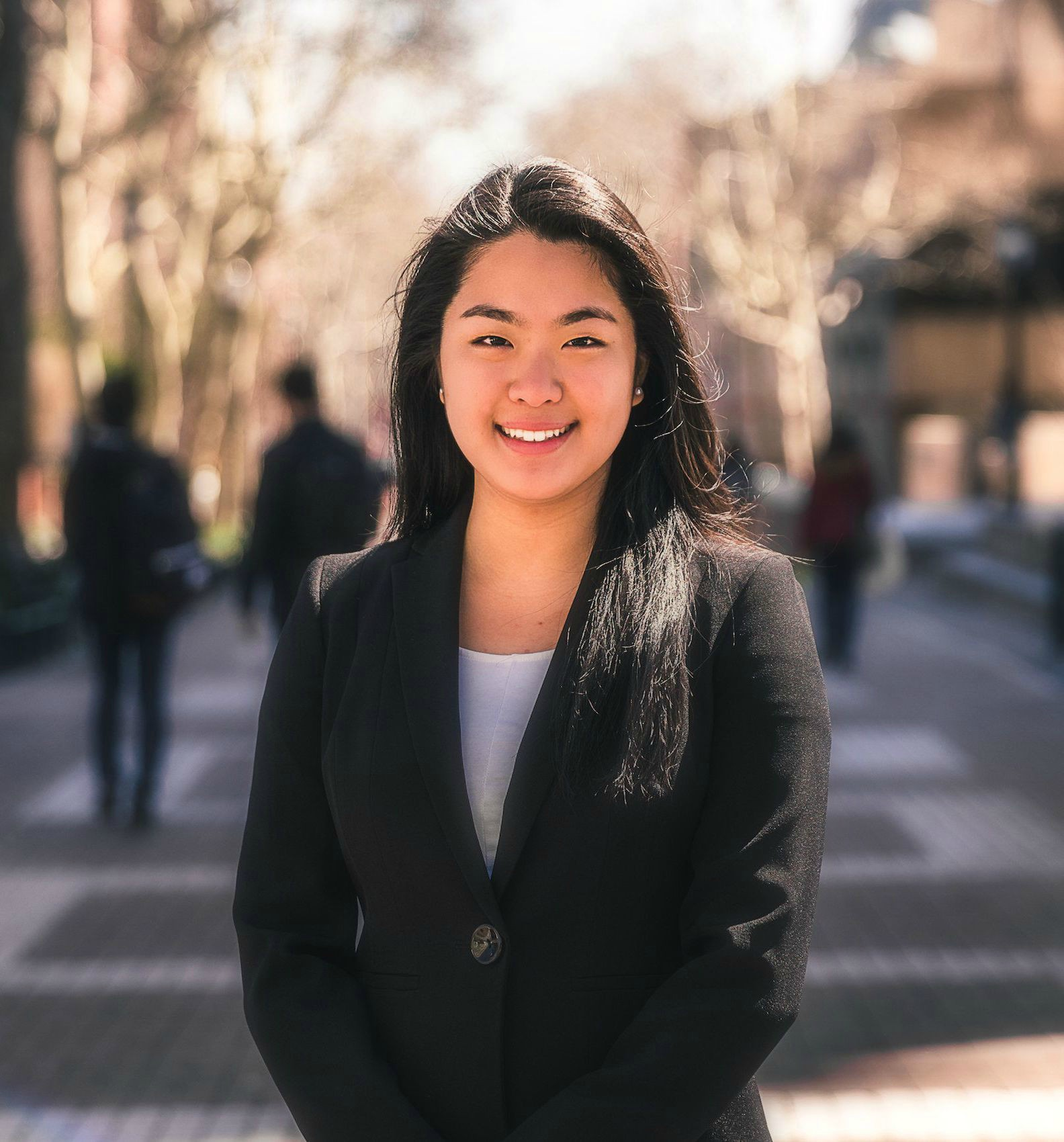 Allison Zhang (Summer Intern)